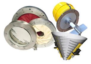 Válvulas y componentes